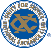 National Exchange Club - Unity For Service logo
